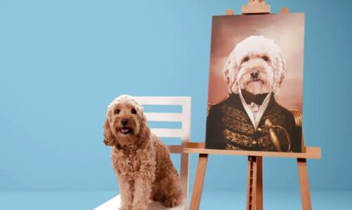 Pet Portrait to Your Loved Ones: A beautiful Gift